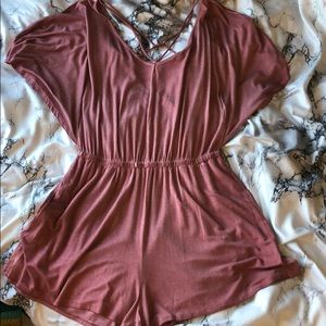 Romper from american eagle